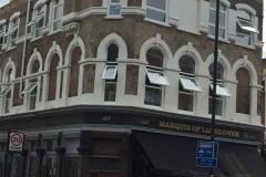 Ada Windows Ltd. uPVC / PVCu white windows installation in Dalston (E8), East London