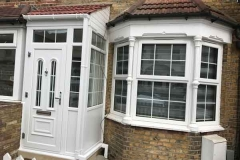 Ada Windows Ltd. Full House installation of double glazing windows and doors in Leyton, E10, East London