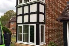 Ada Windows Ltd. uPVC / PVCu white windows installation