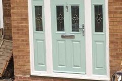 Ada Windows Ltd. Front Composite Door Installation in Cheshunt, EN9, Waltham Abby, Broxbourne