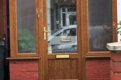 Ada Windows Ltd. Full House. Double glazing Composite Door installation in Edmonton, N18, North London.