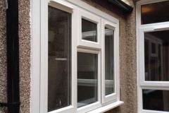 Ada Windows Ltd. uPVC / PVCu white windows installation in Winchmore Hill, Enfield