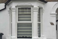 Ada Windows Ltd. uPVC / PVCu white windows installation in Wanstead (E11), East London