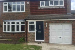 Ada Windows Ltd. Full House installation of double glazing windows and doors in Chingford, E4, North / East London