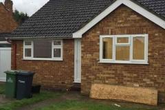 Ada Windows Ltd. uPVC / PVCu white windows installation in Southgate (N14), North London