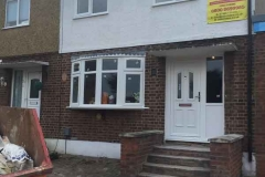 Ada Windows Ltd. Full House installation of double glazing windows and doors in Barnet, EN5, North London