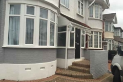 Ada Windows Ltd. Full House installation of double glazing windows and doors in Edmonton, N9, North London
