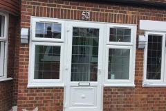 Ada Windows Ltd. Full House installation of double glazing windows and doors in Ponders End, EN1, North London