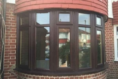 Ada Windows Ltd. Full House installation of double glazing windows and doors in Ealing, W12, West London