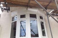 Ada Windows Ltd. uPVC / PVCu white windows installation in Barnet (EN5), North London