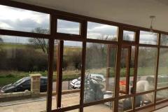 Ada Windows Ltd. Full House installation of double glazing windows and doors in Cheshunt, EN8, Broxbourne / North London. Door and windows