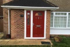 Ada Windows Ltd. Front Composite Door Installation in Cheshunt, EN8, Broxbourne / North London.