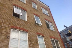 Ada Windows Ltd. uPVC / PVCu white windows installation in Hackney (Haggerston)