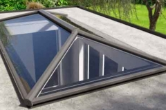Ada Windows Ltd. Skylight installation. Skypod